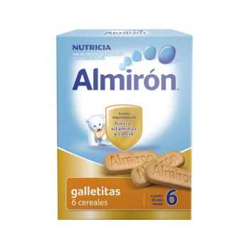 almiron galletitas 6 cereales 180g